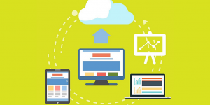Server Sync to Cloud Collaboration Platform